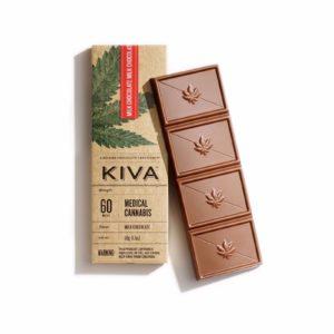 Buy Kiva Milk Chocolate Edible Online | buy kiva chocolate bars