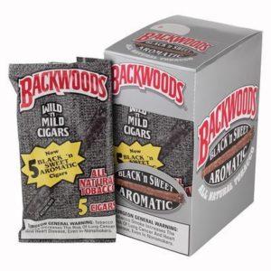 Buy Backwoods Black 'n Sweet Prerolls Online