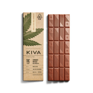 Buy Kiva Vanilla Chai Milk Chocolate Online