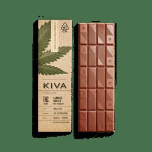 Buy Kiva Vanilla Chai Milk Chocolate Online