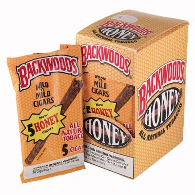 Buy Backwoods Wild 'n Mild Original Prerolls Online