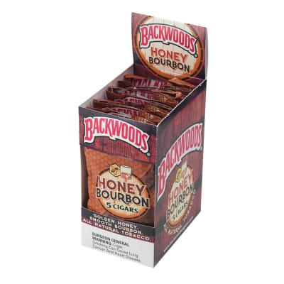 Buy Backwoods Honey Bourbon Preroll Online