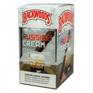 Buy Backwoods Russian Cream Prerolls Online