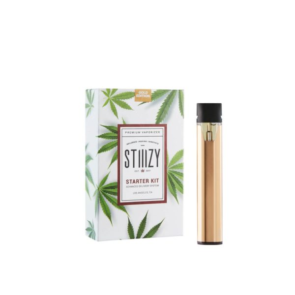 Buy Gold Stiiizy Battery Online