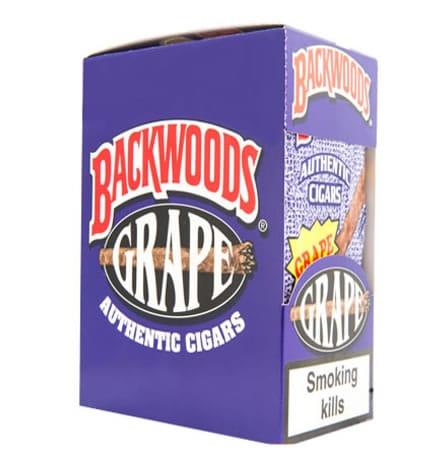 Buy Grape Backwoods prerolls Online